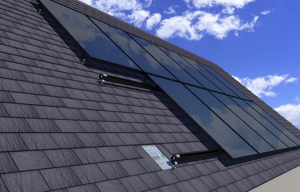pv befestigungssystem als aufdachmontage easy roof top irfts. Black Bedroom Furniture Sets. Home Design Ideas